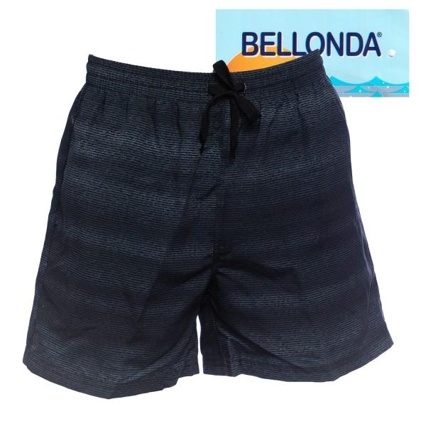 Bellonda Badeshorts in dunklen anthrazit-blau
