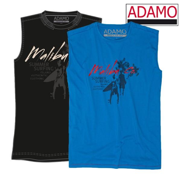 Adamo Motiv-Tank Top ( Muskelshirt)  MALIBU
