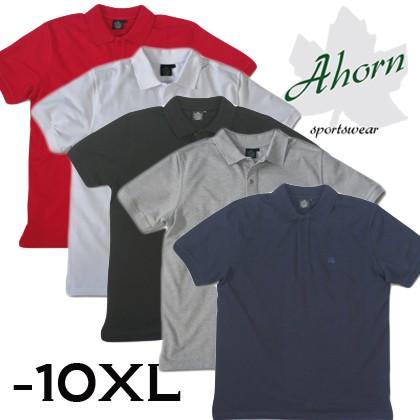 Ahorn Polo Pique Shirt