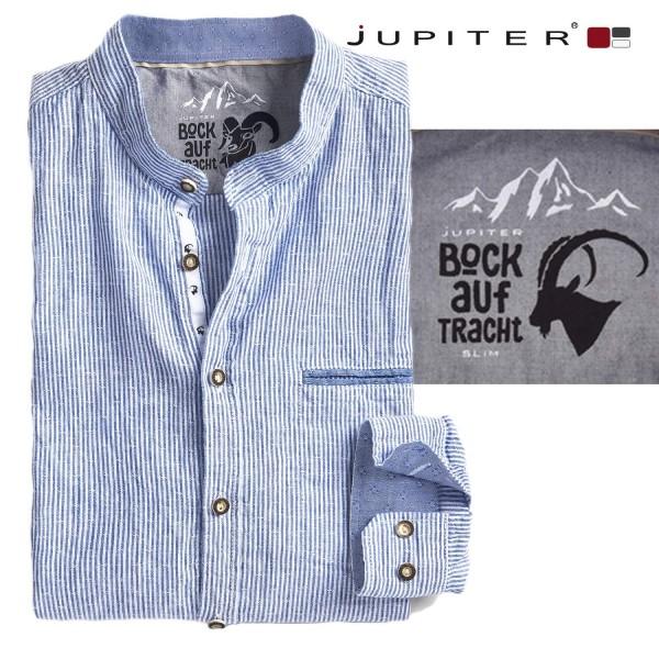Jupiter Trachtenhemd Leinen