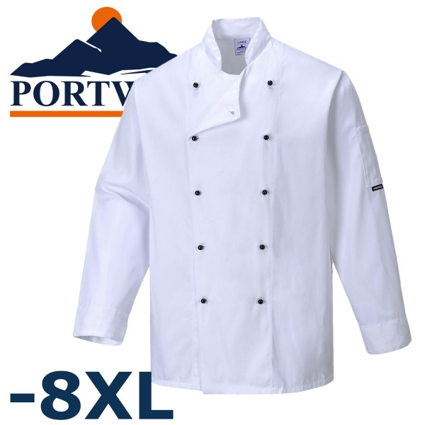 "Port West Chef  Kochjacke ""Somerset"""