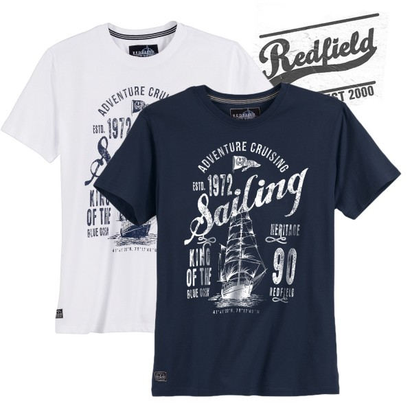 Redfield T-Shirt   1972 Sailing