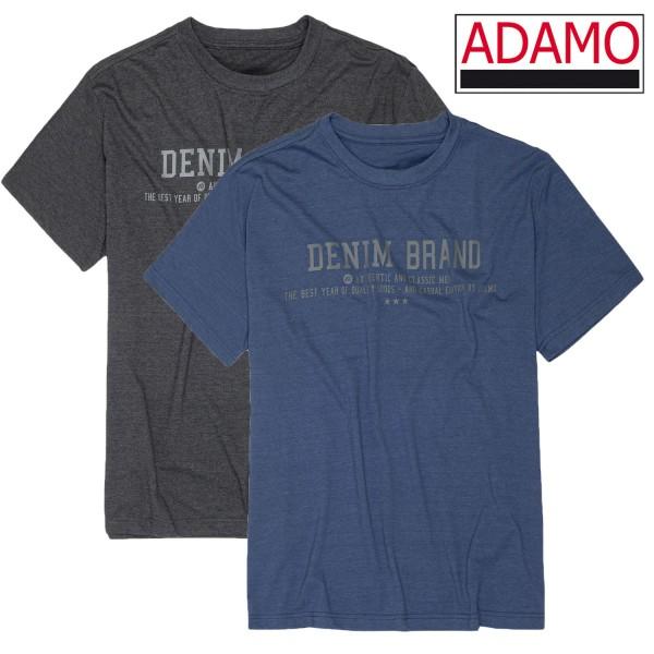 Adamo- bedrucktes T-Shirt Simon