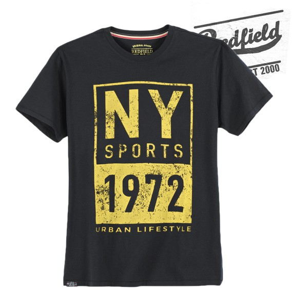 Redfield  T-Shirt   New York 1972