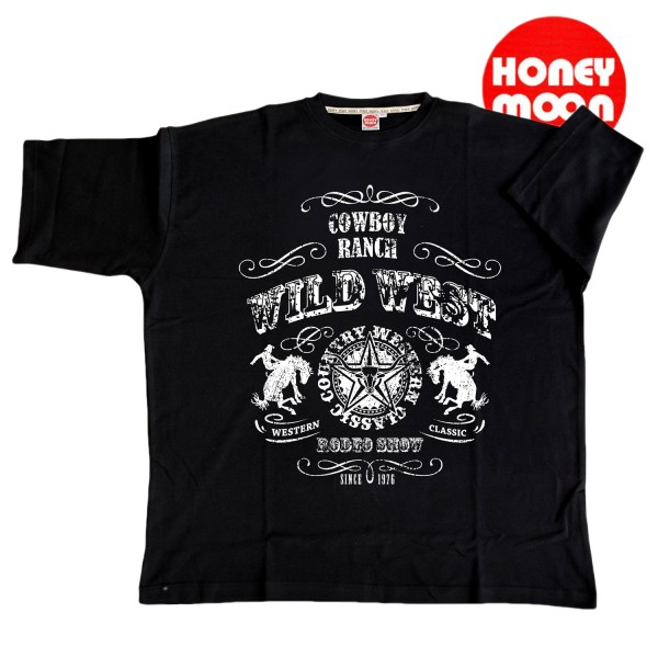 Honeymoon  T-Shirt Wild Wild West