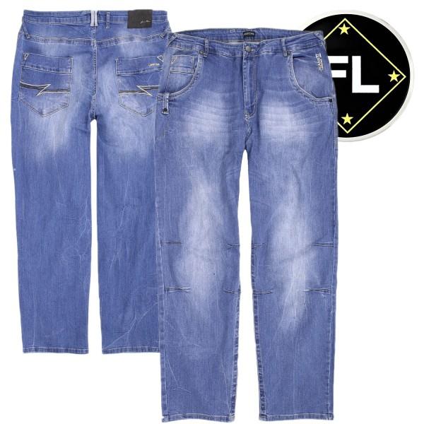 """Lavecchia Jeans """"die Bequeme"""" stoneblue"""