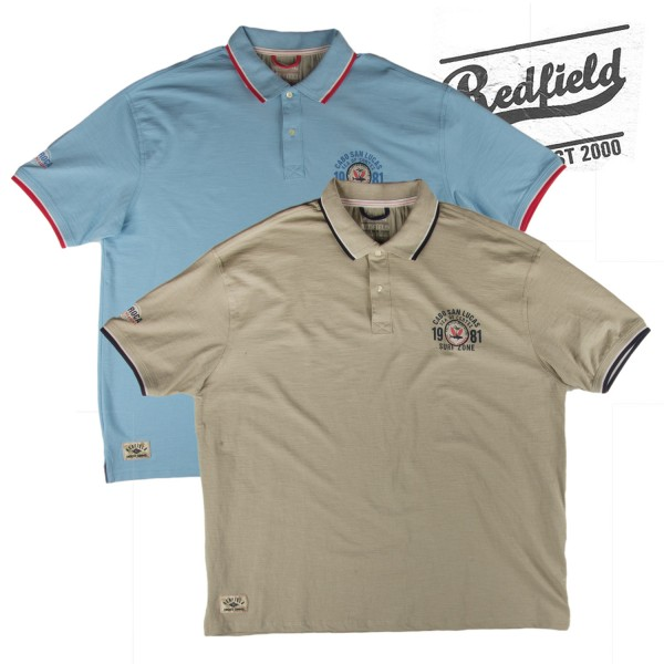 "Redfield Polos ""SAN LUCAS SURF ZONE"""