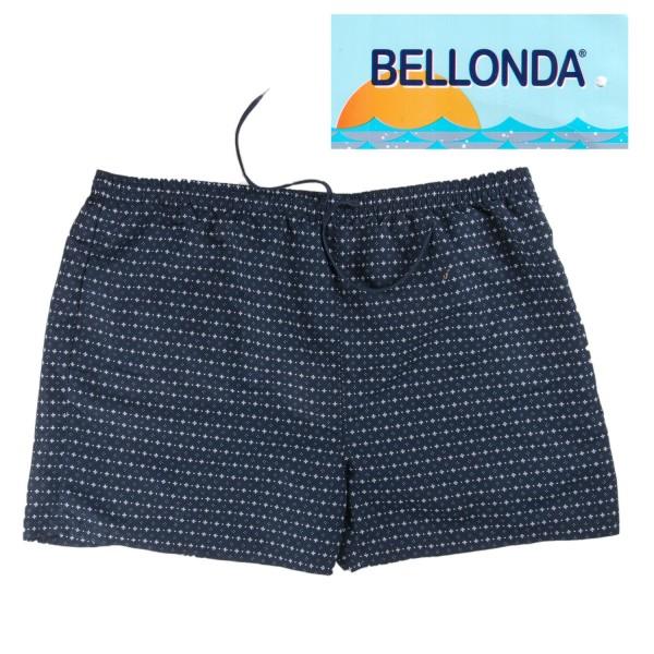 Bellonda Badeshorts dezenten Muster