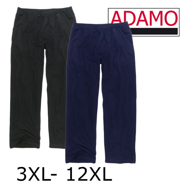 Adamo Jogging Hose mit Bündchen
