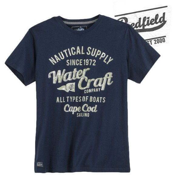 Redfield maritimes  T-Shirt   Watercraft