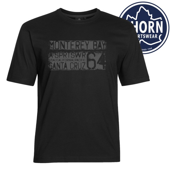 Ahorn Monteray Bay Santa Cruz T- Shirt