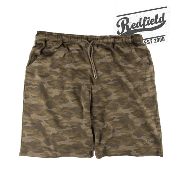 Redfield  Jogging Bermudas Camouflage