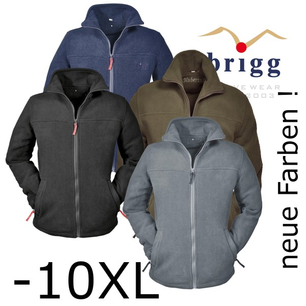 Brigg Basic Fleecejacke uni