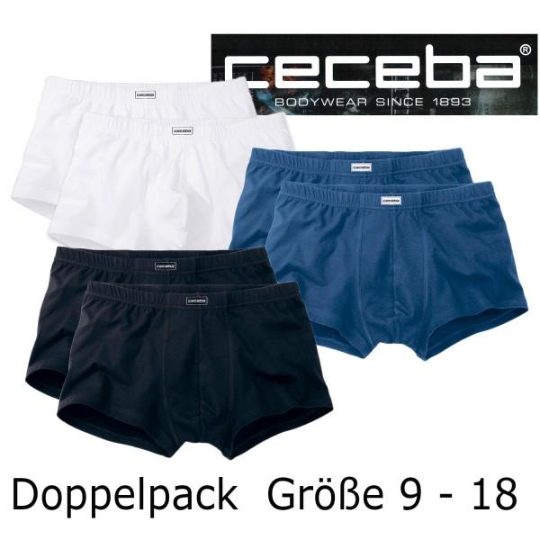 22ad1c20f011b7 Ceceba Boxer kurz aus elastischem Mischgewebe | Unterwäsche | Unterwäsche &  Pyjamas | Over-Size.de - Der Übergrößen Online Shop für Männer!