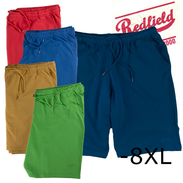 Redfield Sommer 2019 bunte Jogging Bermudas