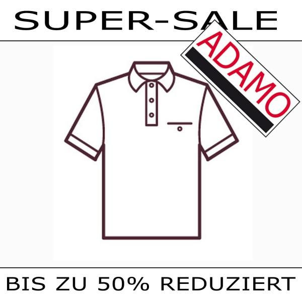 SUPER SALE  ADAMO Poloshirt kurz