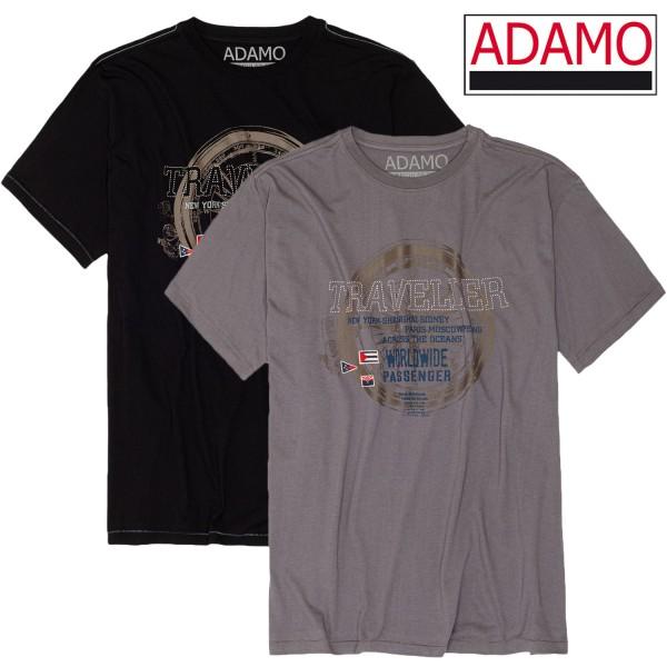 Adamo Motiv-Shirt TRAVELLER