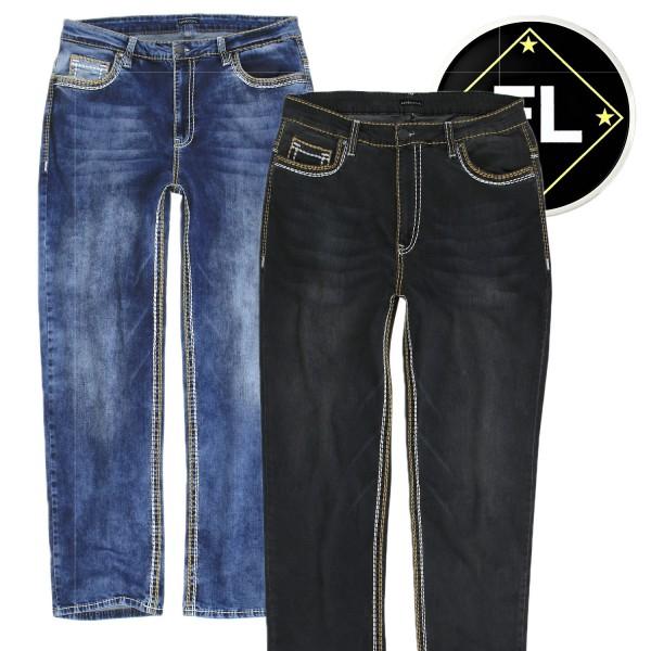 """Lavecchia Jeans """"mit Ziernähten"""""""