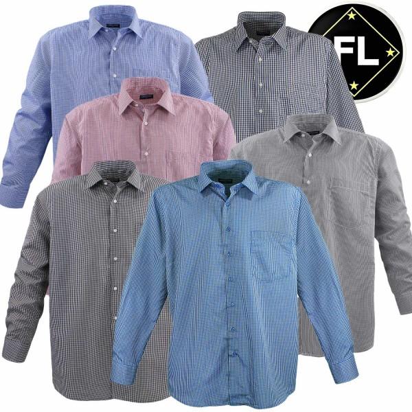Lavecchia  HLA Freizeithemd langarm