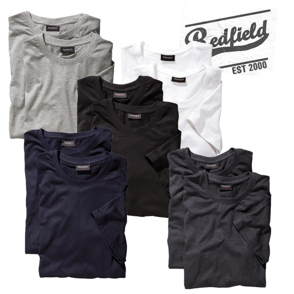 Redfield Basic T-Shirt im DPP