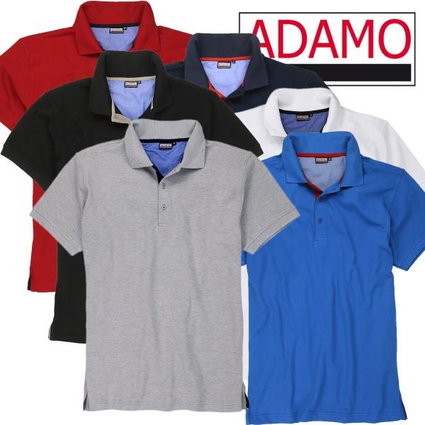Adamo Poloshirt 1/4 Arm
