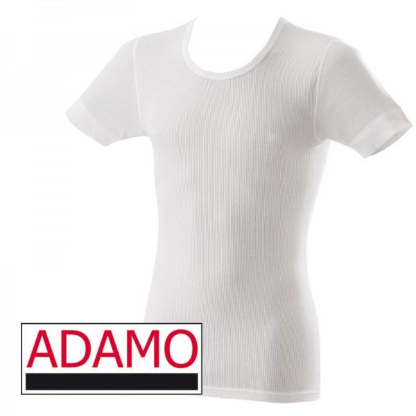 ADAMO JACKE 1/2 ARM IN DOPPELRIPP