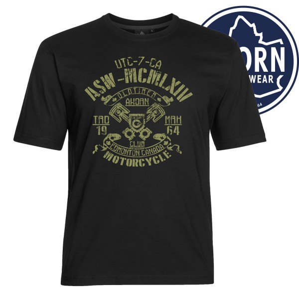 Ahorn SPORTSWEAR T-Shirt motorcycle club