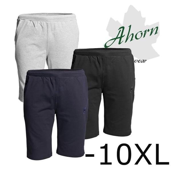 Ahorn Basic Jogging Bermudas