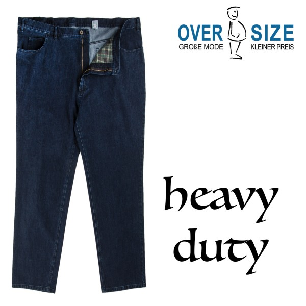over-size  heavy duty  BlueJeans