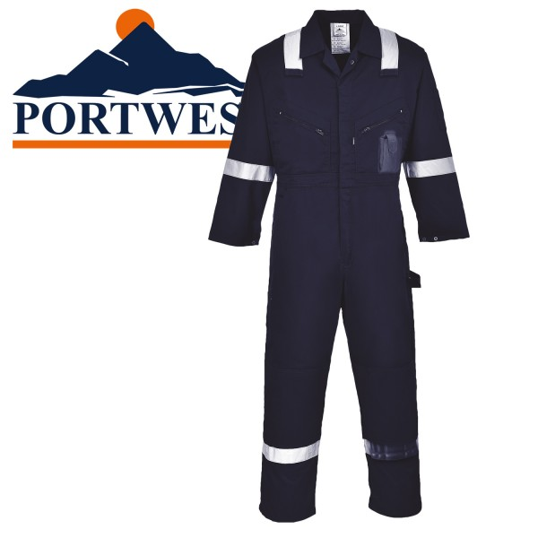 PORTWEST  Baumwoll Overall