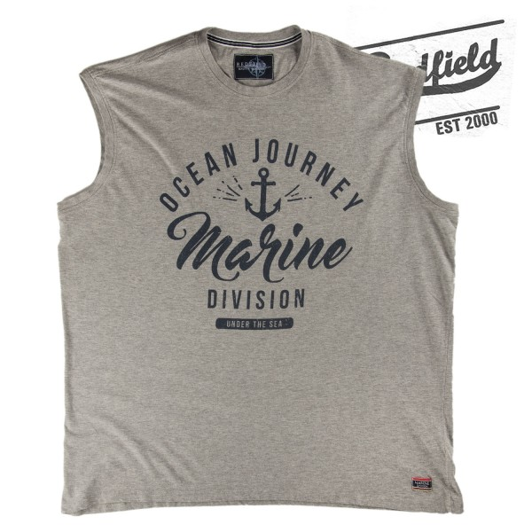 Redfield Muscle Shirt OCEAN JOURNEY
