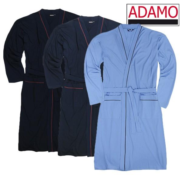 Adamo leichter Hausmantel in Jersey
