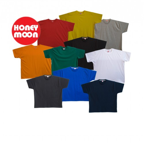HONEYMOON Basic T-Shirt