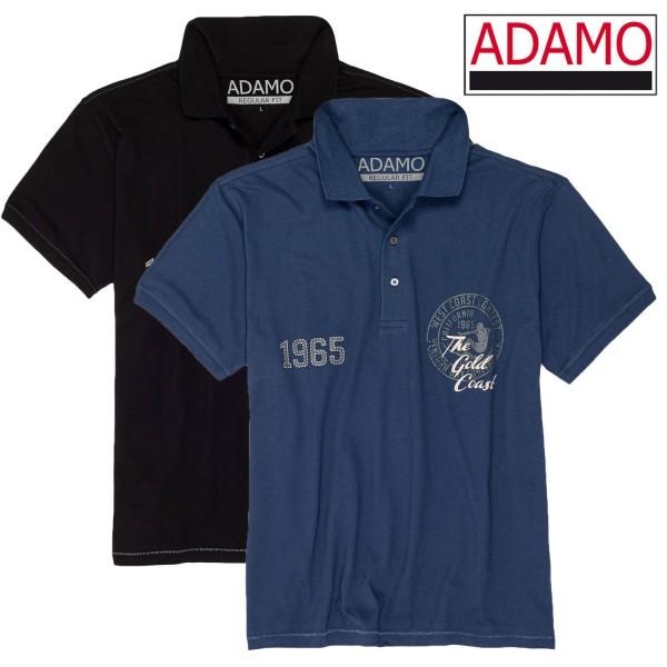 Adamo Poloshirt WEST COAST