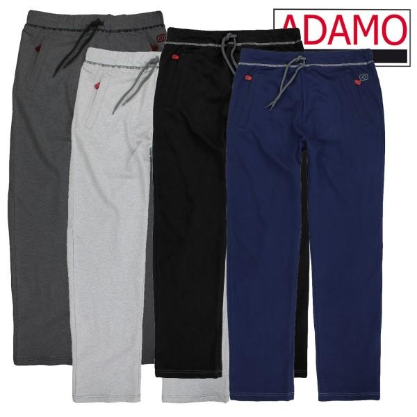 Adamo Jogging Hose mit Ziernähten