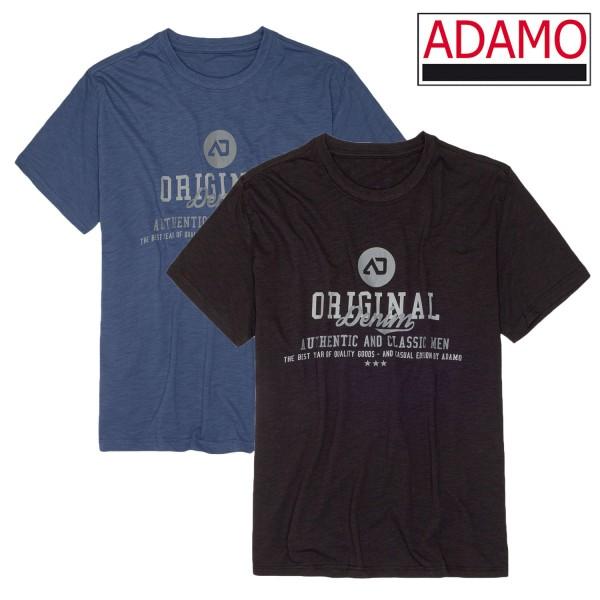 Adamo- bedrucktes T-Shirt Sandro