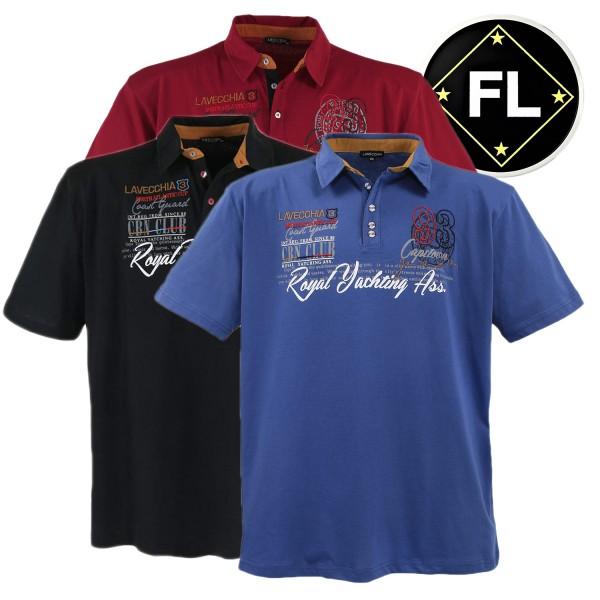 Lavecchia Polo Shirt Royal Yahting