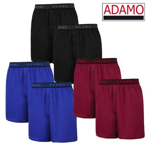 Adamo Boxer-Short im Doppelpack   Serie Jonas
