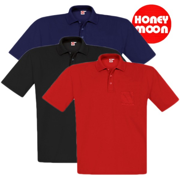 Honeymoon Polo mit Tasche