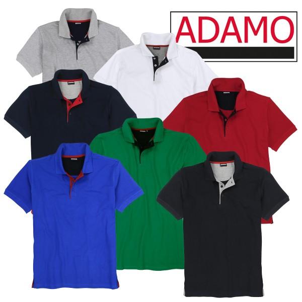 Adamo Poloshirt 1/4 Arm -new style