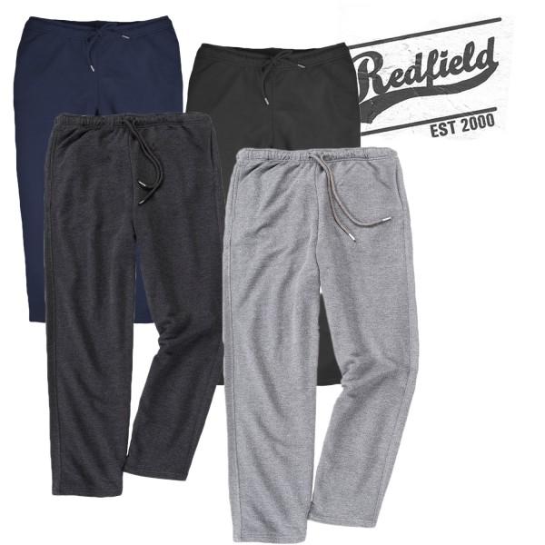 Redfield Jogging Hose lang ohne Bündchen
