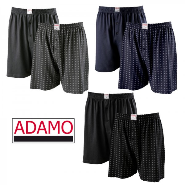 ADAMO BOXER DOPPELPACK DEAN- jetzt bis Gr.32 (18XL)