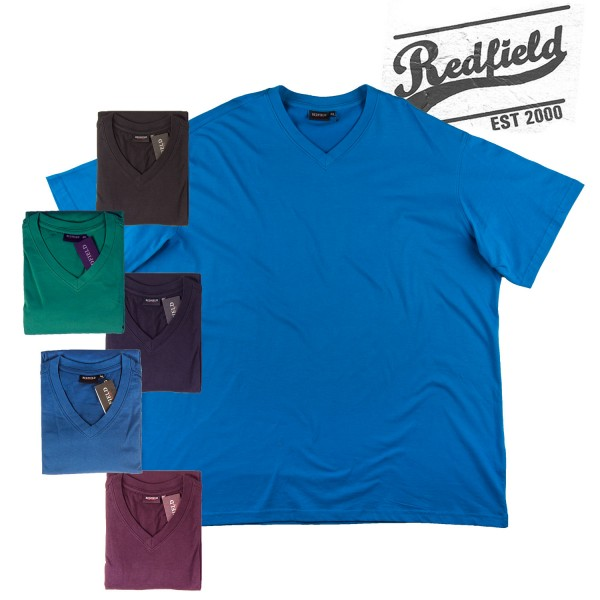 Redfield Sommer 2019  bunte V- Shirts