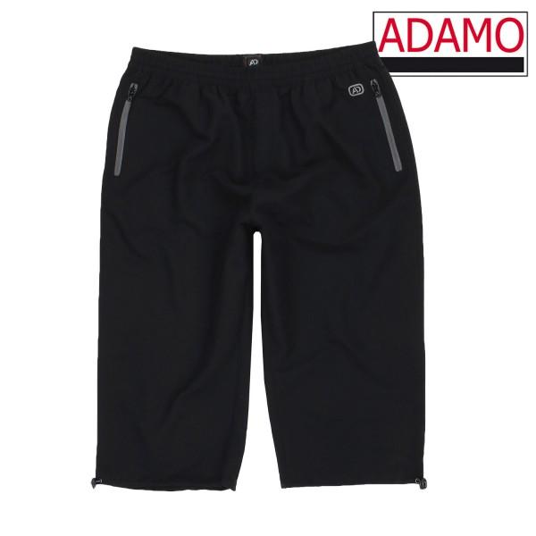 Adamo Fitness Capri Hose aus Mikrofaser